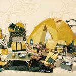 おうち時間にも、パッと広がる簡単テントはいかが?