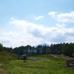 【サポーターブログ】青空の下でキャンプ場オープン準備!