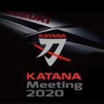 『KATANAミーティング2020』イベントオリジナルグッズ予約受付がスタート!