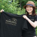 ノマディカのアニバーサリーTシャツが好評発売中