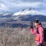 【サポーターブログ】コニタンの浅間山麓探訪② 軽井沢『離山』で低山ハイキング!