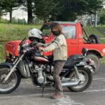 【WOMANブログ】バイクの秋、スポーツの秋、高みを目指す登山の秋!(きえ)